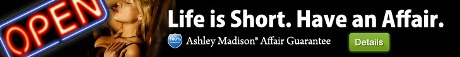 Ashley Madison - Life is short Have an affair